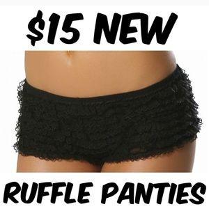 Panties fetish tube